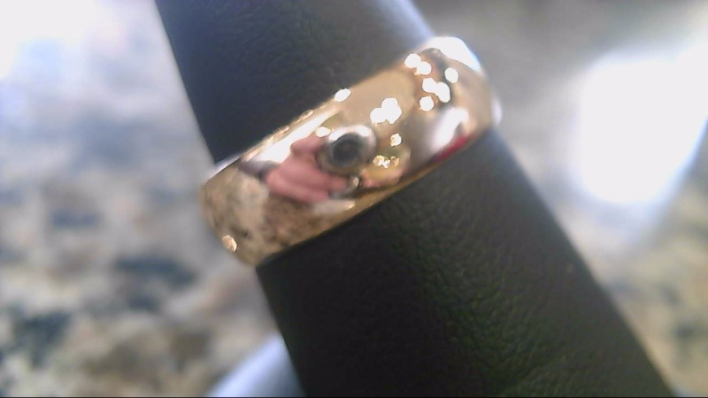 Lady's Gold Ring 18K Yellow Gold 5.8g Size:7