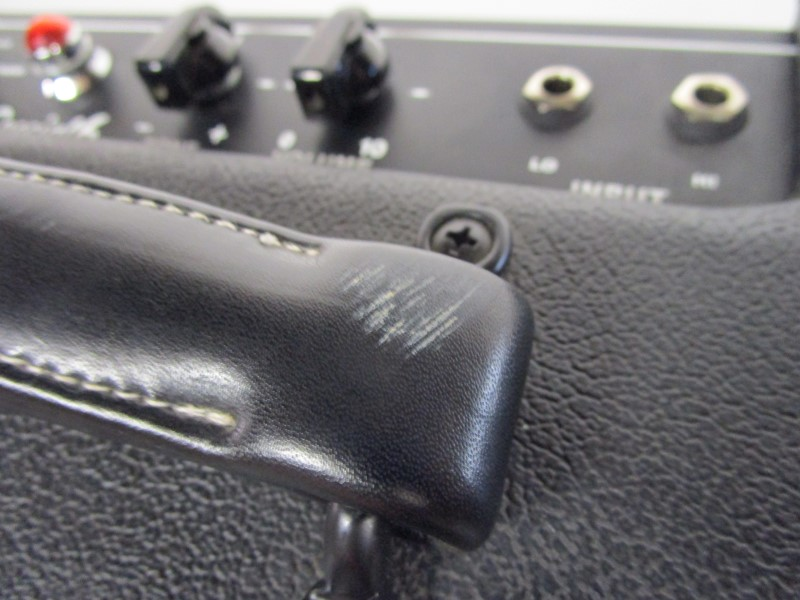 VHT SPECIAL 6 GUITAR AMP HEAD, MODIFIED, HAND-WIRED