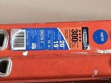 WERNER LADDER Ladder D6224-2