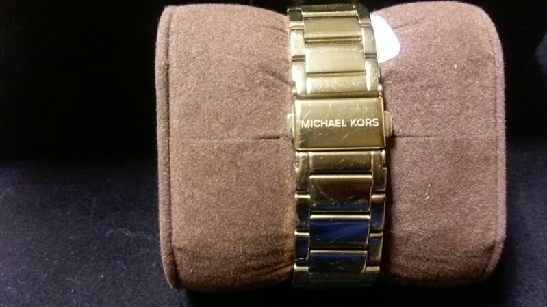 MICHAEL KORS WRIST WATCH MODEL MK-5354