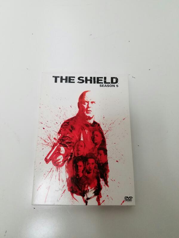 The Shield Season 5 on DVD