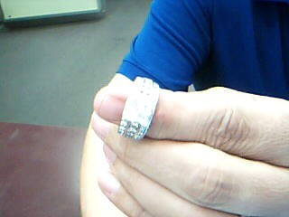 Lady's Diamond Engagement Ring 38 Diamonds 3.30 Carat T.W. 14K White Gold 13.5g