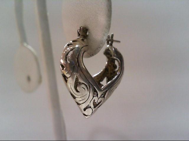 Silver Earrings 925 Silver 5.7g