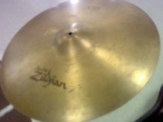 "ZILDJIAN Cymbal ROCK RIDE 21""/53CM"