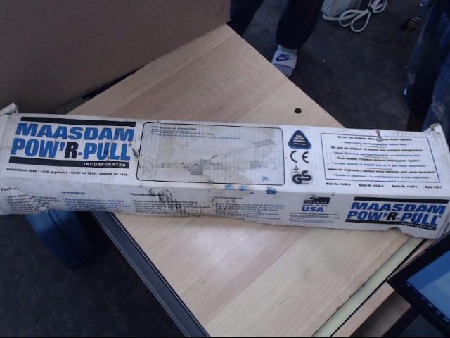 MAASDAM Hand Tool POW'R PULL 144SB-6