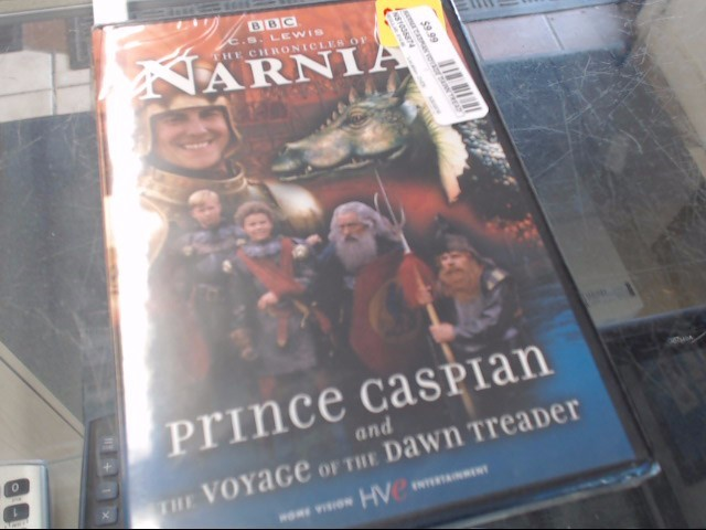 CHRONICLES OF NARNIA: PRINCE CASPIAN & THE VOYAGE OF THE DAWN TREADER