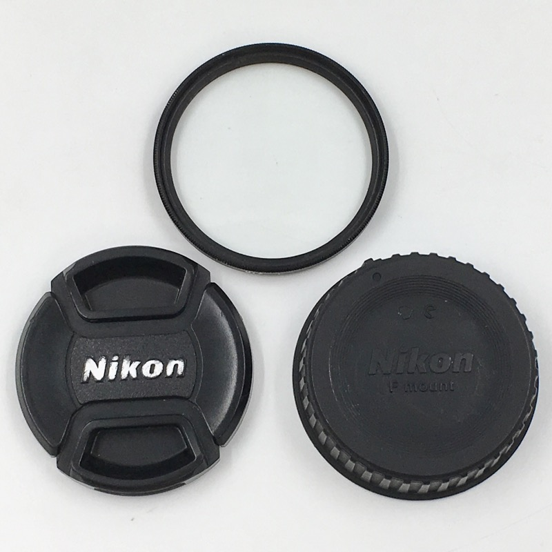 Nikon AF-S DX NIKKOR 18-55mm f/3.5-5.6G Vibration Reduction Zoom Lens