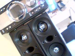 GPX CD Player & Recorder HM2514DP