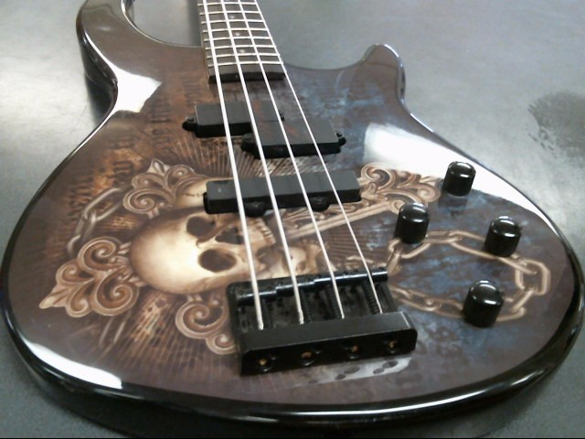 DEAN GUITARS Bass Guitar GUTARS BASS