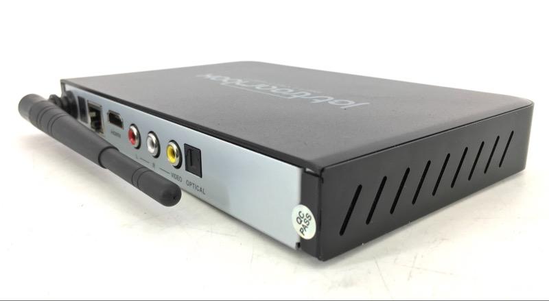 Jetstream Box TV Internet Video Streaming HDTV 1080p