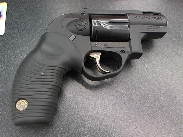 TAURUS Revolver BRASIL 357