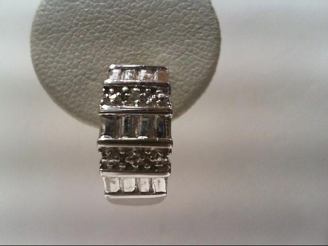 Silver Earrings 925 Silver 6.5g