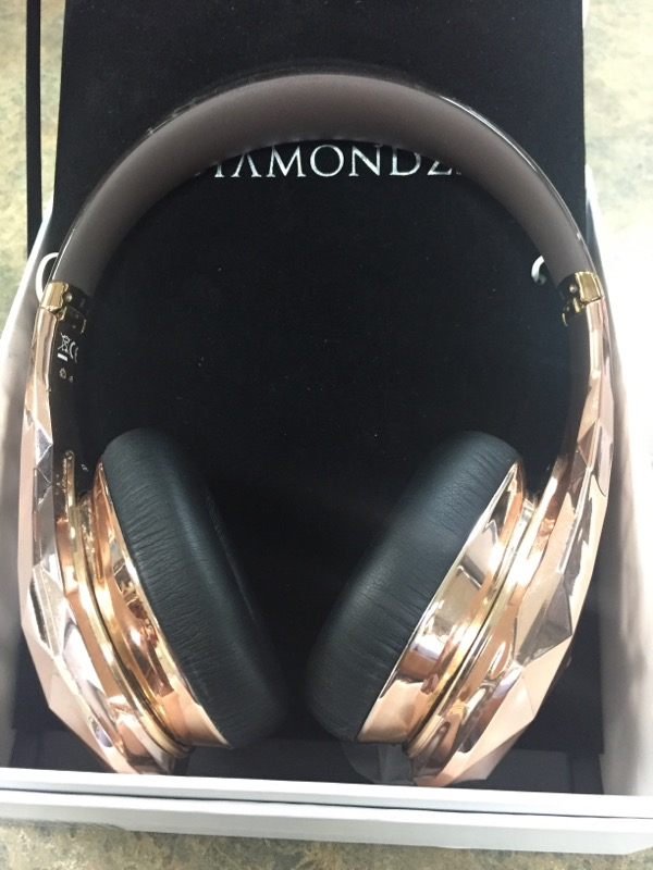 MONSTER Headphones DIAMONDZ