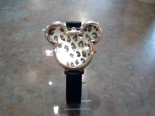 DISNEY Lady's Wristwatch SR626SW