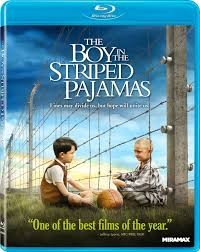 BLU-RAY MOVIE Blu-Ray THE BOY IN THE STRIPED PAJAMAS