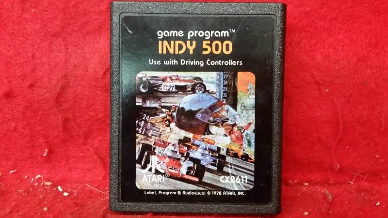 Indy 500 (Atari 2600, 1978)