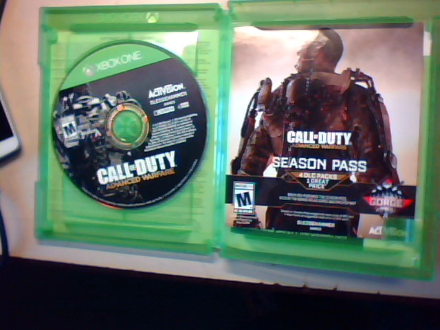 Call of Duty Advanced Warefare Xbox One