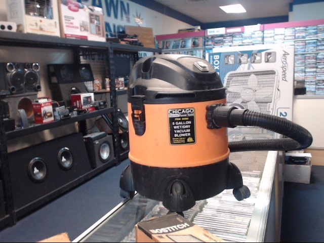 CHICAGO ELECTRIC Vacuum Cleaner 94282
