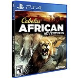 PlayStation 4: Cabela's African Adventures