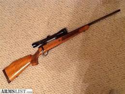 SAKO Rifle A5