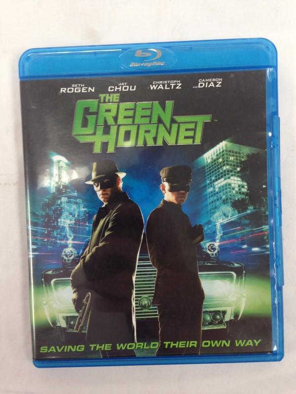 Blu-Ray THE GREEN HORNET