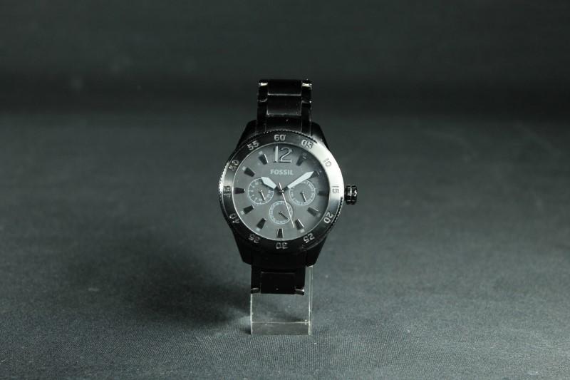 Fossil Men's Black Wristwatch BQ1713