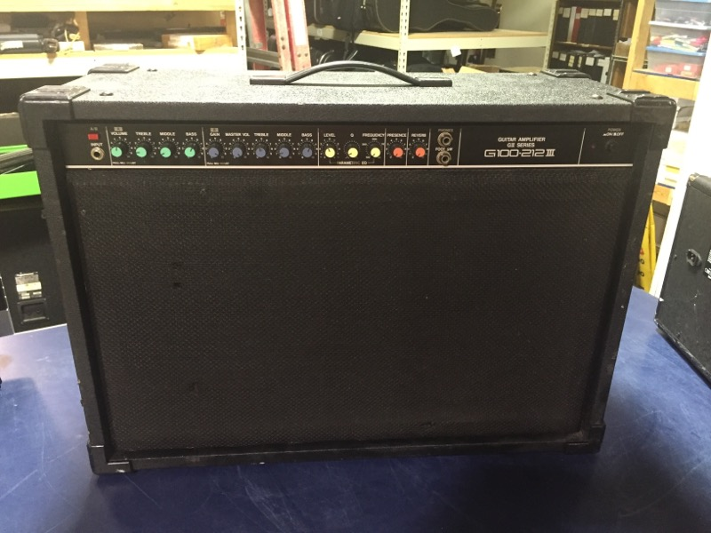 YAMAHA Electric Guitar Amp G-100-212S-III 2