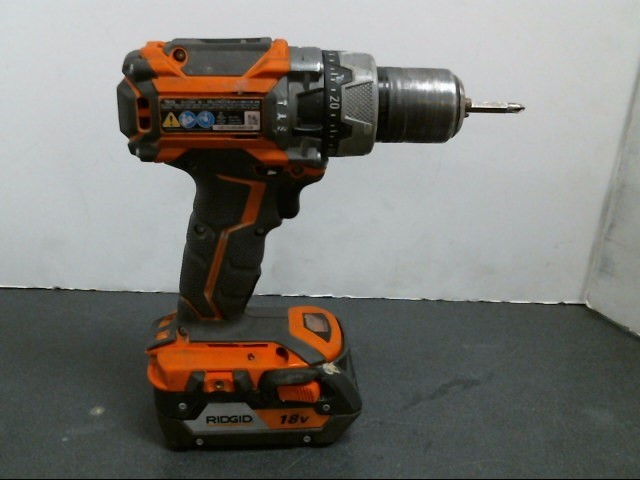 RIDGID TOOLS Hammer Drill R86116