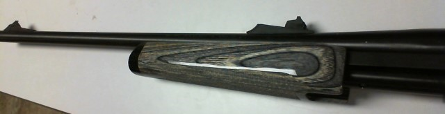 REMINGTON FIREARMS & AMMUNITION Rifle MODEL 7600 270 WIN.