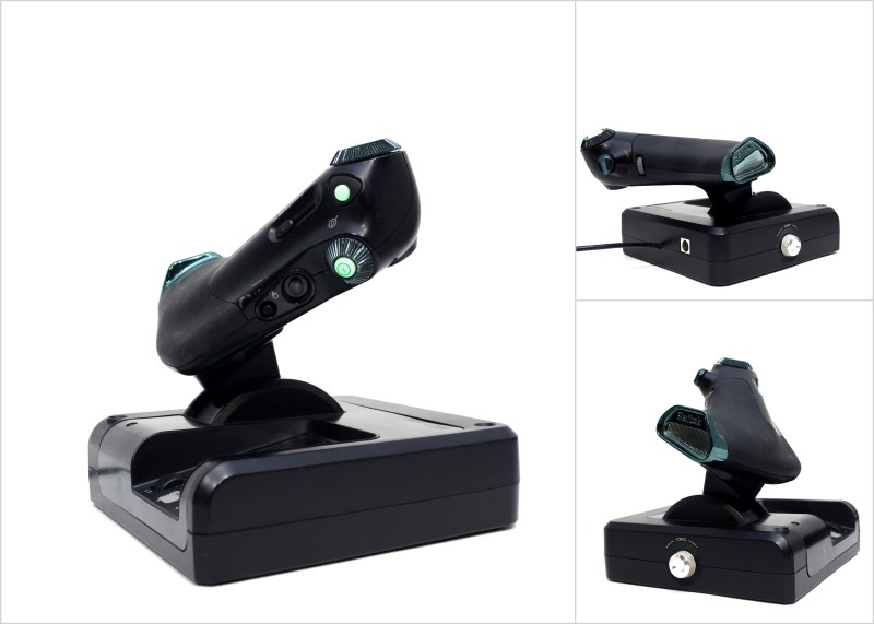 Saitek X52 Pro Flight Sim Sticks & Pro Flight Rudder Pedals for PC>