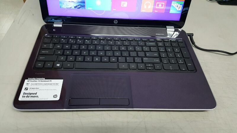 "HP Pavilion 15-e016nr (Purple, 15.6"", 500gb, 4gb, AMD A4 @ 2.70ghz)"