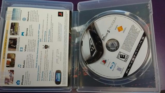 SONY PS3 GRAN TURISMO 5 PROLOGUE