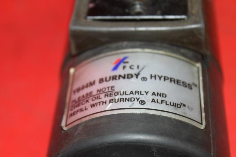 BURNDY Y644M DIELESS HYPRESS HYDRAULIC CRIMPER