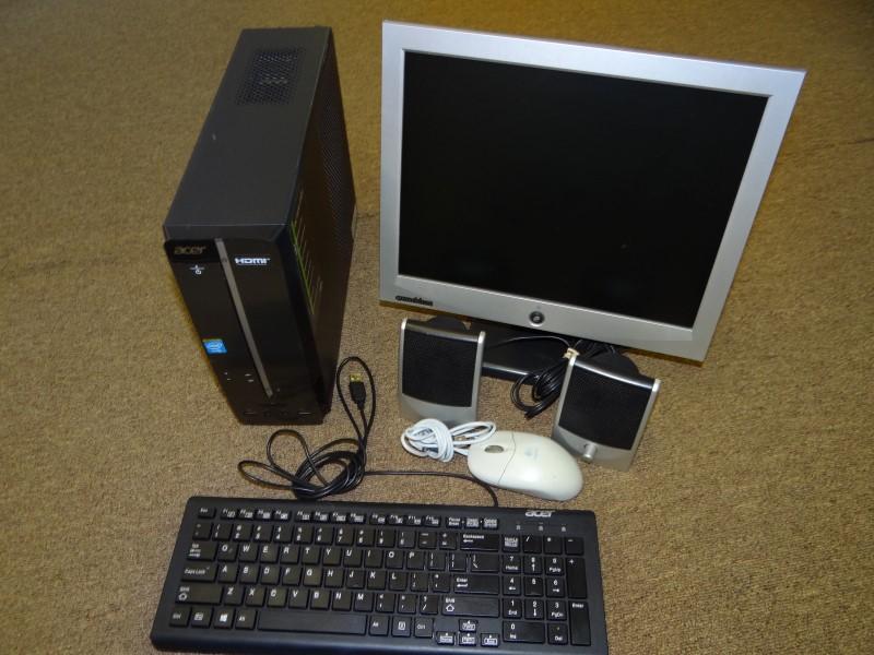 ACER PC Desktop ASPIRE X AXC-603G-UW30