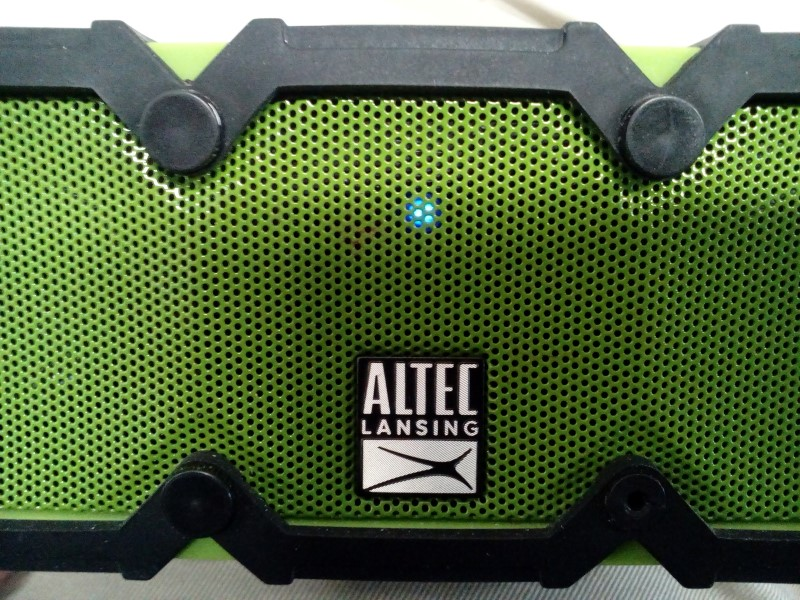 ALTEC LANSING MINI LIFEJACKET 2 PORTABLE SPEAKER