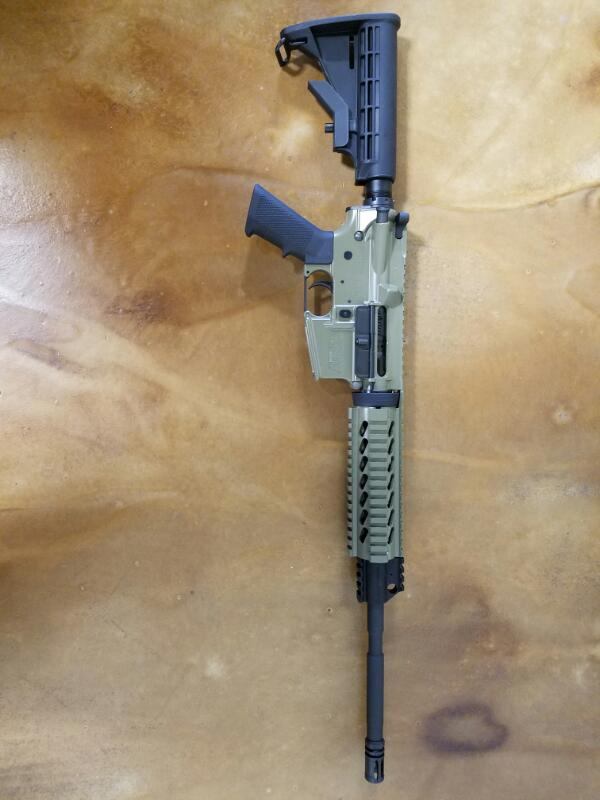 RTT FIREARMS Rifle AR-15 (PATROL)