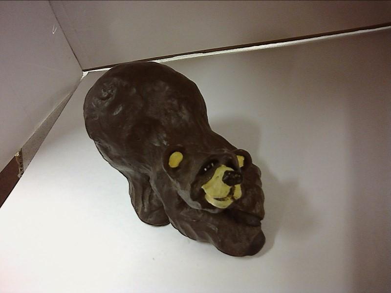 RICK J ROWLEY Collectible Plate/Figurine BEAR
