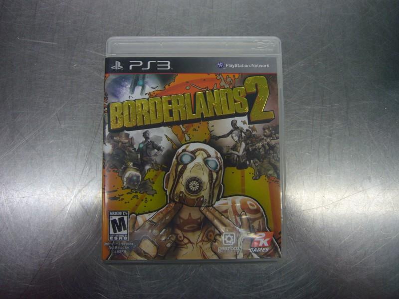 SONY PlayStation 3 Game BORDERLANDS 2