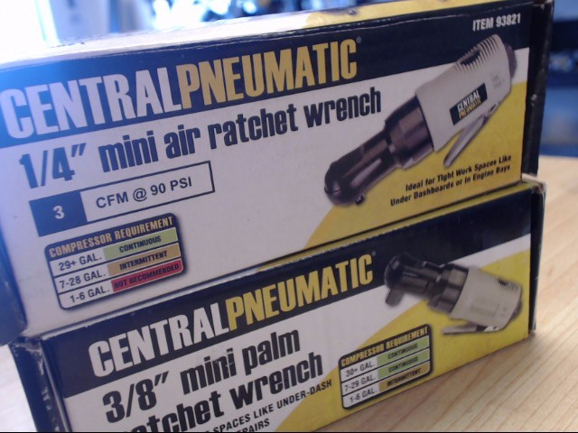 CENTRAL PNEUMATIC Air Ratchet 99898