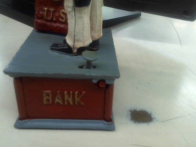 ANTIQUE KID'S BANK