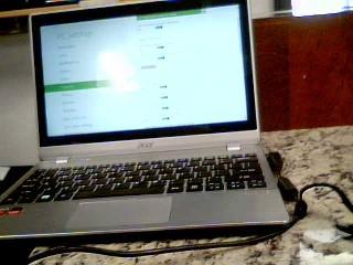 ACER Laptop/Netbook ASPIRE V5-122P-0864