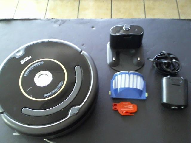 IROBOT Vacuum Cleaner ROOMBA 650