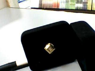 Gold-Diamond Misc. .08 CT. 14K Yellow Gold 1dwt