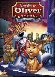 DVD MOVIE DVD WALT DISNEY OLIVER AND COMPANY