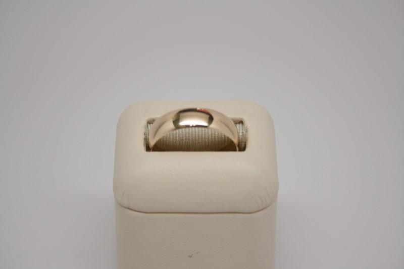 GENT'S WEDDING BAND 14K YELLOW GOLD 10