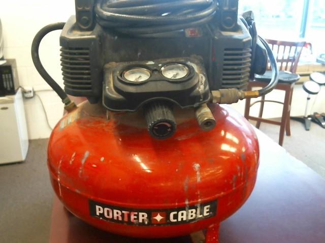 PORTER CABLE Air 6 gallon Compressor C2002 TYPE7