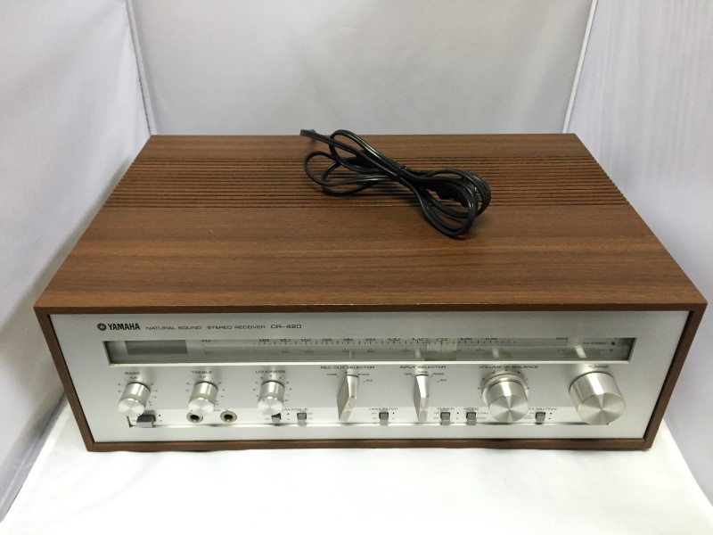 YAMAHA Mini-Stereo CR-420