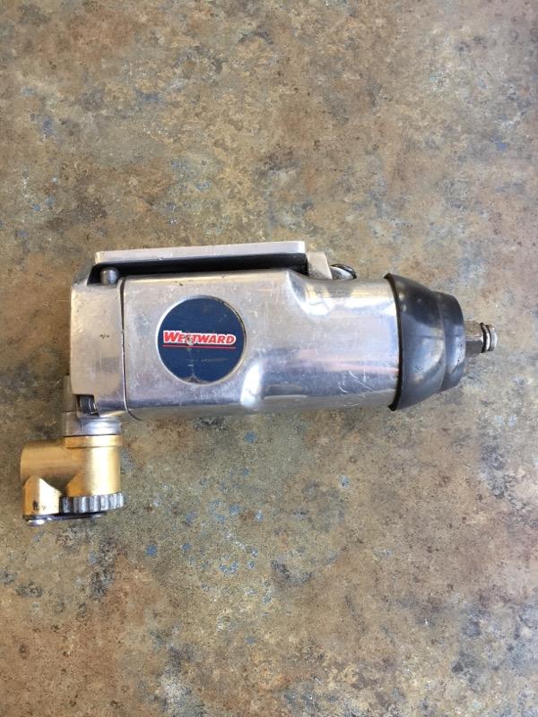WESTWARD Air Impact Wrench 5ZL18A 5ZL18A