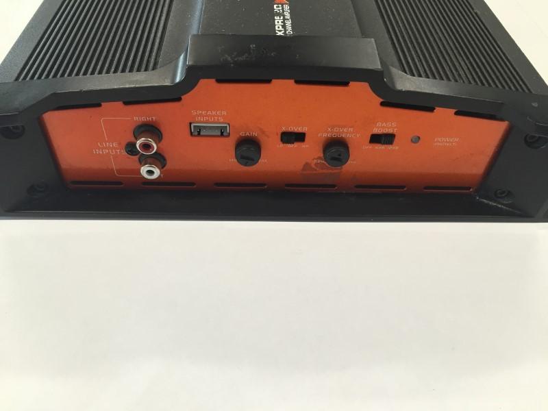 DUAL ELECTRONICS Car AMPLIFIER XPR520