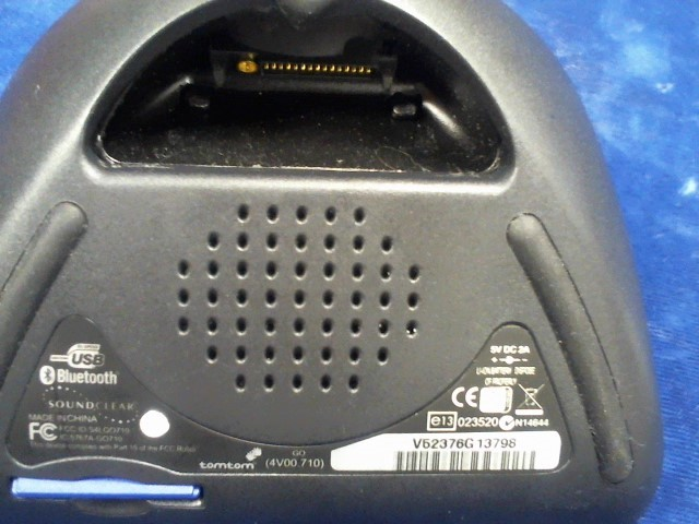 TOMTOM GPS System TOM 4V00.710